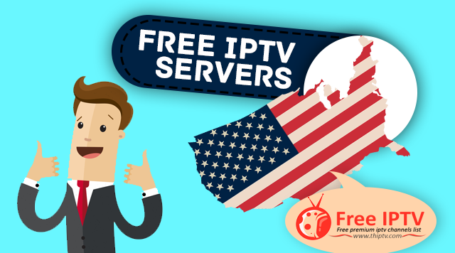 FREE IPTV List Premium USA HD/SD Channels M3U Playlist 29-1