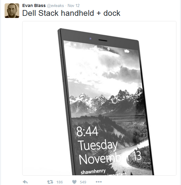 Dell Stack