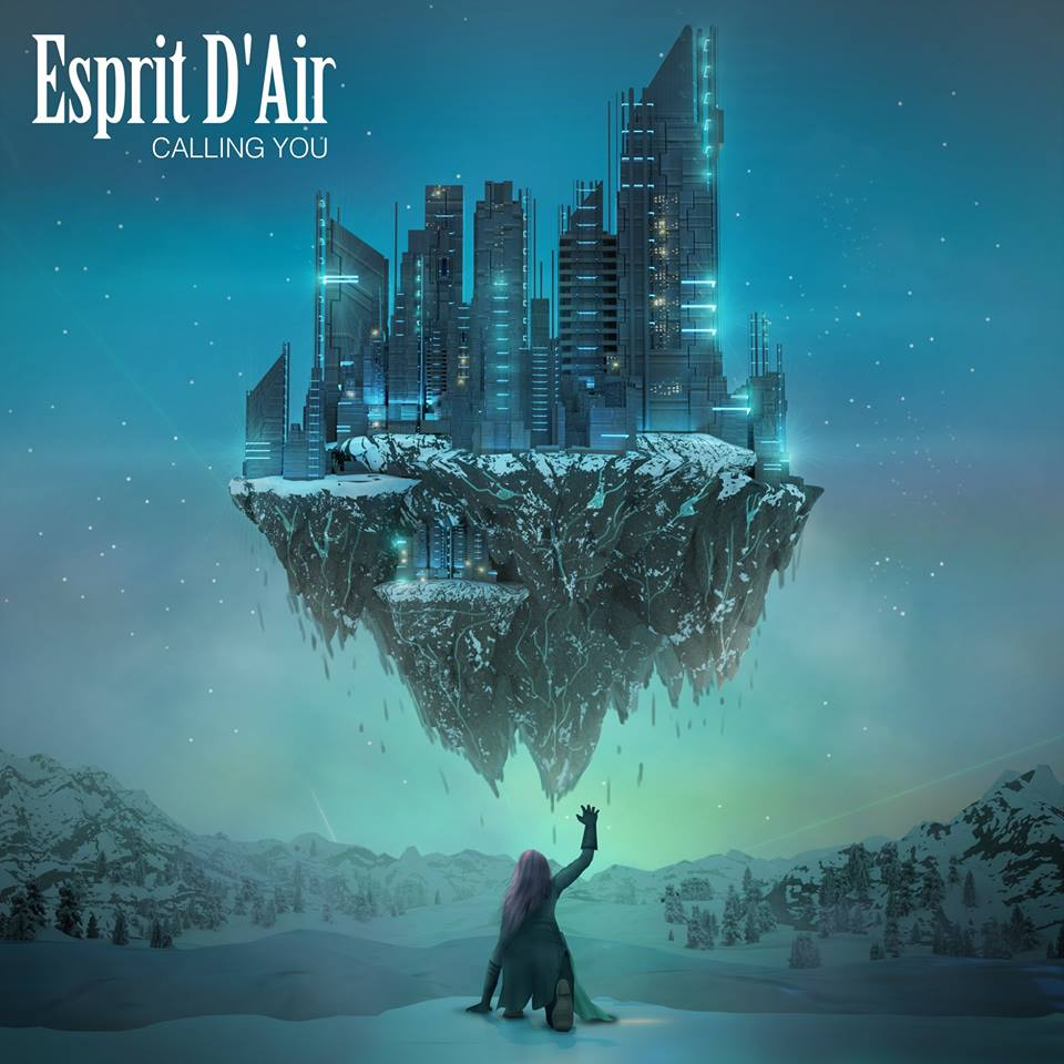 Esprit D'Air Calling You single