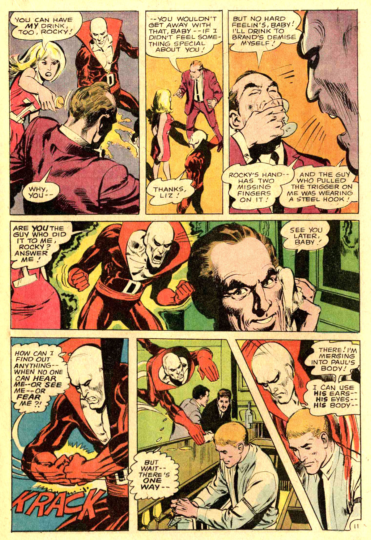 Strange Adventures (1950) issue 207 - Page 17