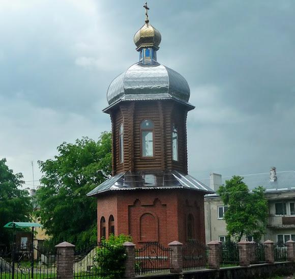Вигода. Церква Різдва Пресвятої Богородиці. Дзвіниця
