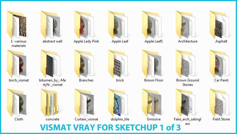Vismat Vray For Sketchup Archive