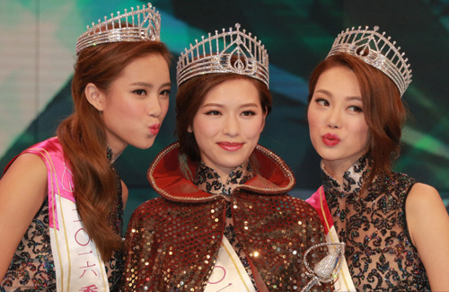 0c55f526b25 Buoyed by what could be considered as a successful rebound for Miss Hong  Kong, with the discovery of Louisa Mak, TVB embarked on a much wider search  for ...
