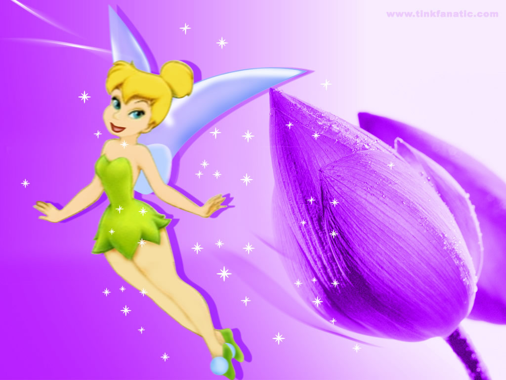 Quot Tinkerbell Quot Disney Fairy Cartoon Wallpaper