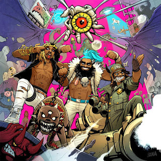 Flatbush Zombies - 3001 : A Laced Odyssey (2016) - Album Download, Album Art, Tracklist