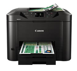 Canon MAXIFY MB5360 Driver Free Download