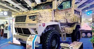 مصر تعرض معدات عسكرية لأول مرة بـ«إيديكس ٢٠١٩» فى أبو ظبى