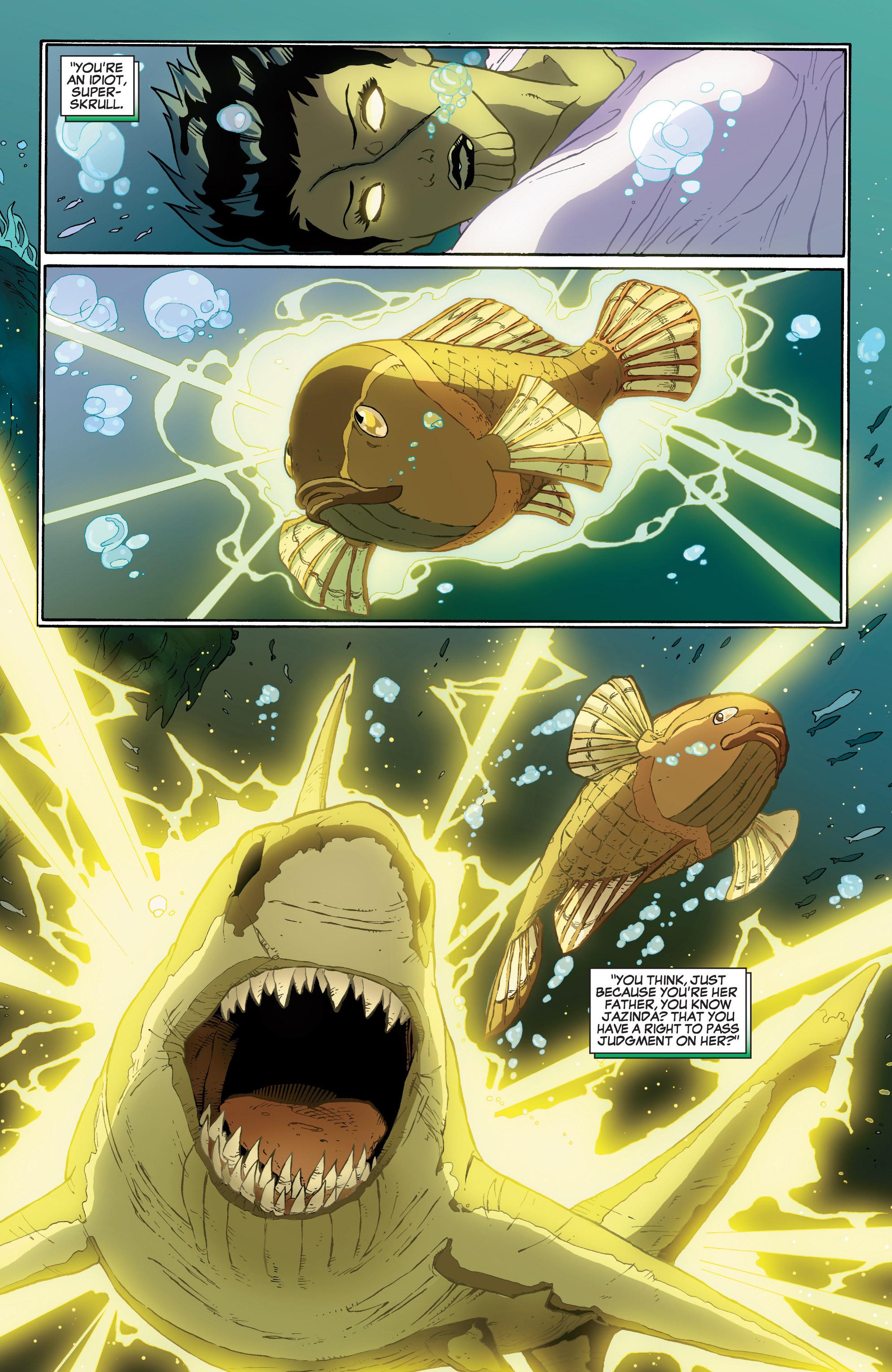 Read online She-Hulk (2005) comic -  Issue #33 - 11