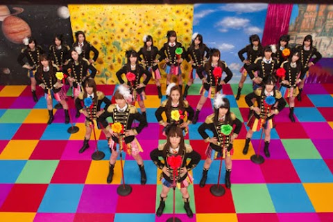 Heavy Rotation by AKB 48