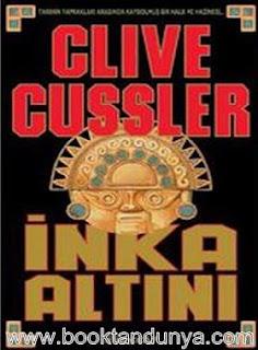 Clive Cussler - Dirk Pitt #12 - İnka Altını
