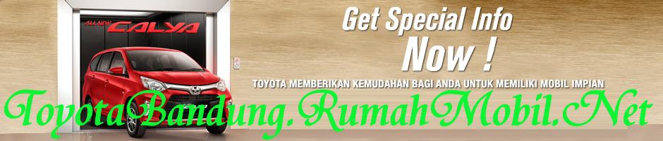 Paket Kredit Toyota Calya Di Bandung