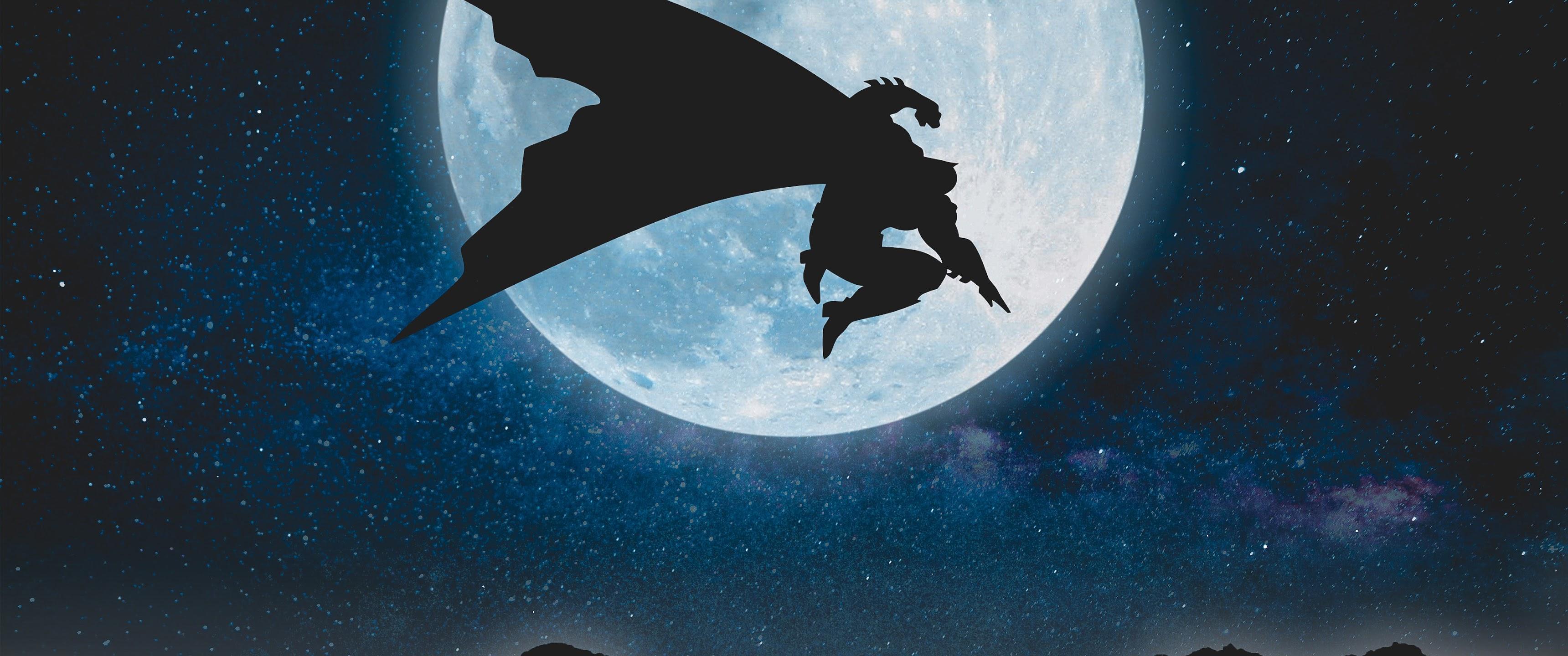 Batman Minimalist 4k Wallpaper 167