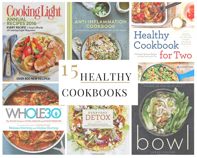 Healthy Cookbooks You Can Buy On Amazon