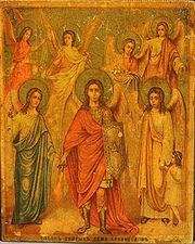 Catholic Faith Warriors ~ Fighting the Good Fight +: St  Michael the