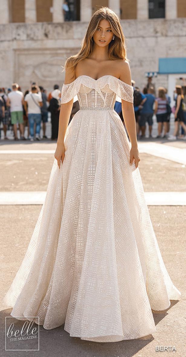 K'Mich Weddings - wedding planning - wedding dresses - berta collection - 2019