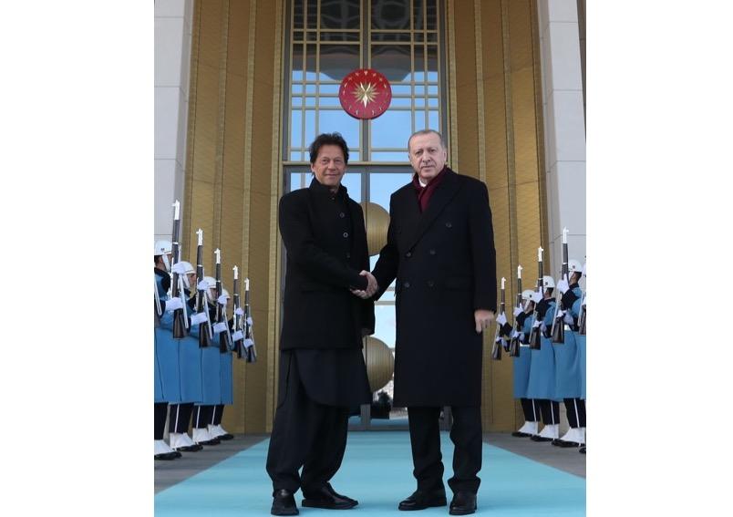 Turkey President  Visit Pakistan In March