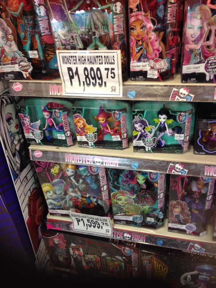 Comprar Monster High en Toys