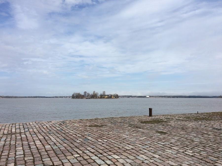 スオメンリンナ(Suomenlinna)島