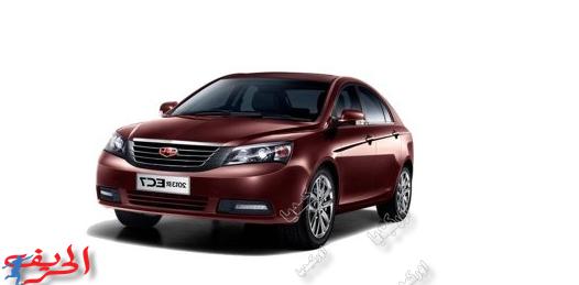 أسعار ومواصفات سيارة جيلي M/T GLS 1.5