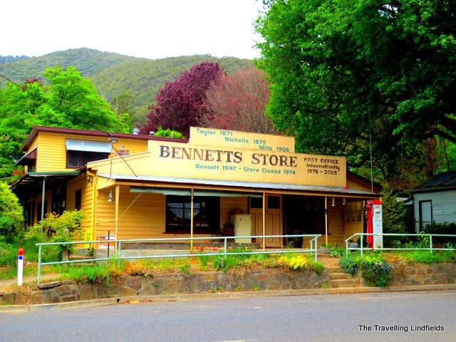 Bennetts Store, Wandiligong