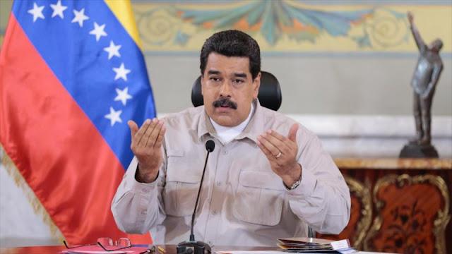 Maduro: EEUU ha comprado gente clave para crear crisis monetaria
