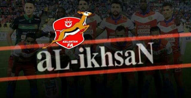 Al-Ikhsan Setuju Taja Jersi Pasukan Kelantan Musim 2018