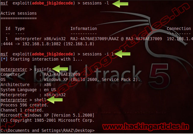 Hack any Remote PC with Adobe JBIG2Decode Heap Corruption Exploit