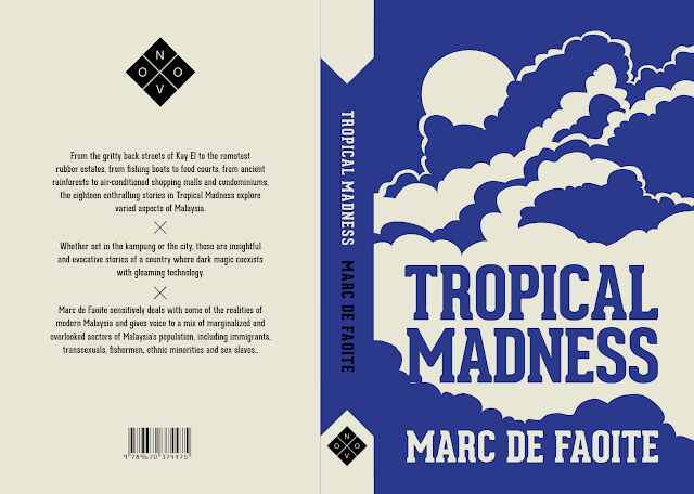 Full cover of Tropical Madness by Marc de Faoite