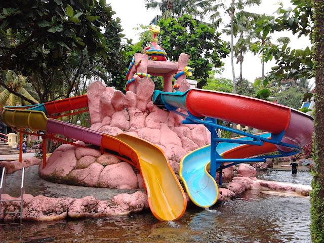 Tiket Masuk Aquatic Fantasy Sawangan Depok Terbaru
