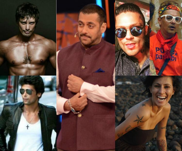 Bhai se panga! 5 contestants who dared to argue with dabangg