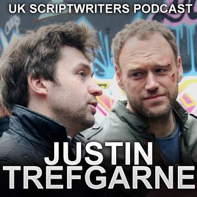 Justin Trefgarne - Uk Scriptwriters Podcast