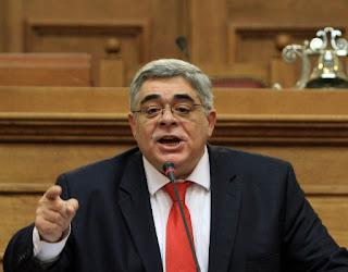 Απάντηση Ν. Γ. Μιχαλολιάκου στις δηλώσεις του προέδρου της Βουλής Ν. Βούτση