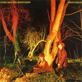 ECHO AND THE BUNNYMEN - Crocodiles Los mejores discos del 1980, ¿por qué no?