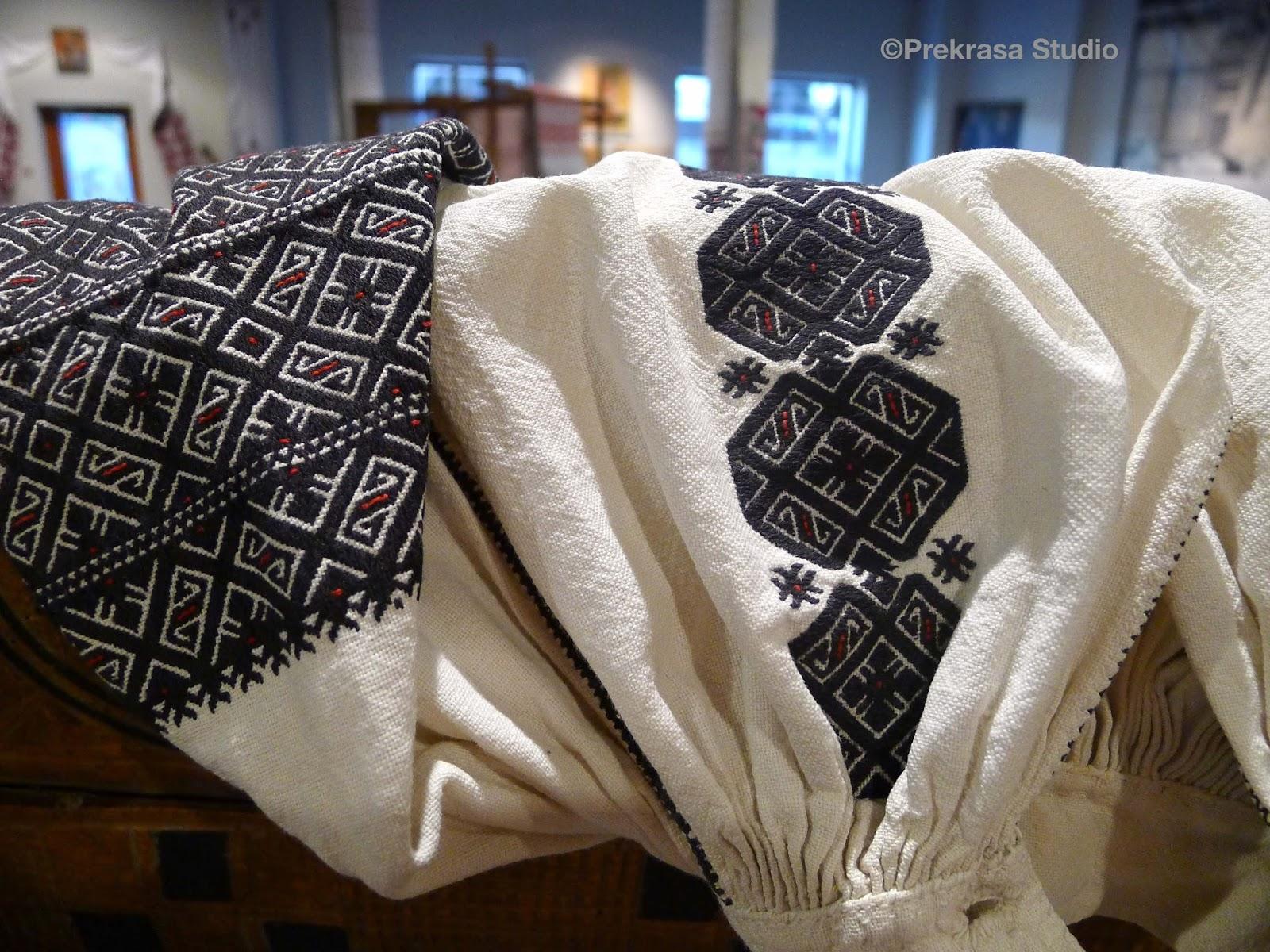 майстерня Прекраса  Prekrasa Studio  Три сорочки Східного Поділля ... c7489efd27ee5