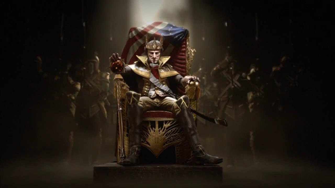 The Raging Spaniard: Assassin's Creed III - Tyranny of ...
