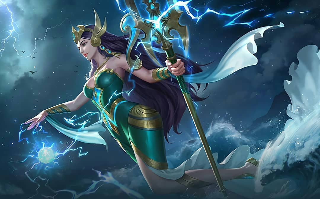 Charming New Hero Mobile Legends Kadita General Discussion Mobile