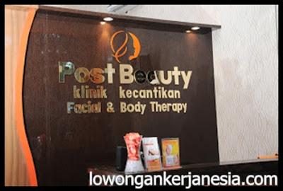 lowongankerjanesia.com Klinik Kecantikan Post Beauty Mojokerto