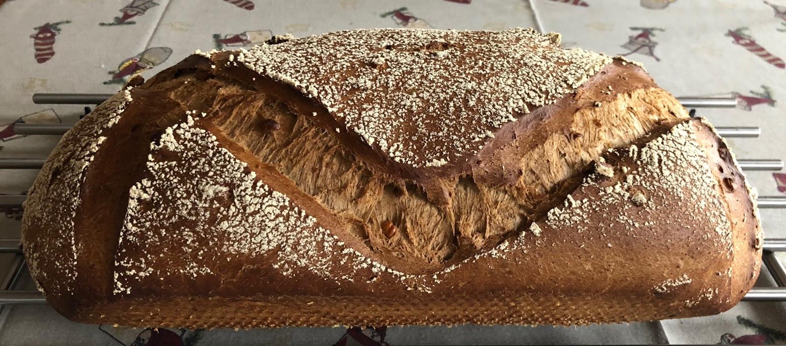 Hornbek Valnødde Brød