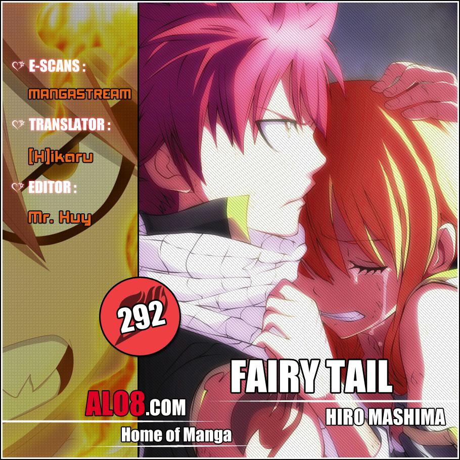 Fairy Tail chap 292 trang 1