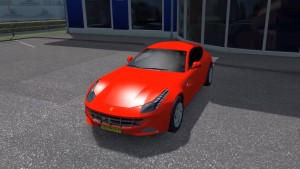 Ferrari FF car mod