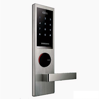 Khóa cửa điện tử sử dụng vô cùng dễ dàng