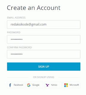 Cara Mudah Membuat Contact Us Keren Untuk Blog