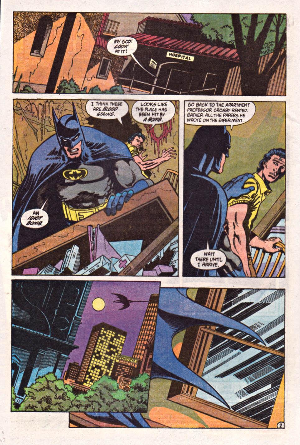 Detective Comics (1937) 640 Page 2
