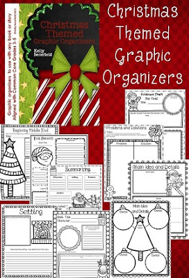 https://www.teacherspayteachers.com/Product/Christmas-Graphic-Organizers-1001742