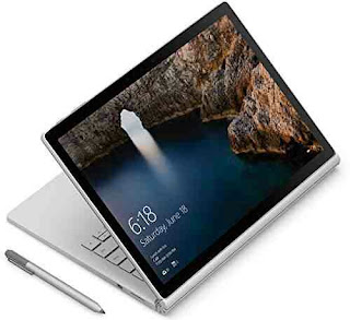 "13.5"" Microsoft Surface Book - 512GB Convertible Laptop"