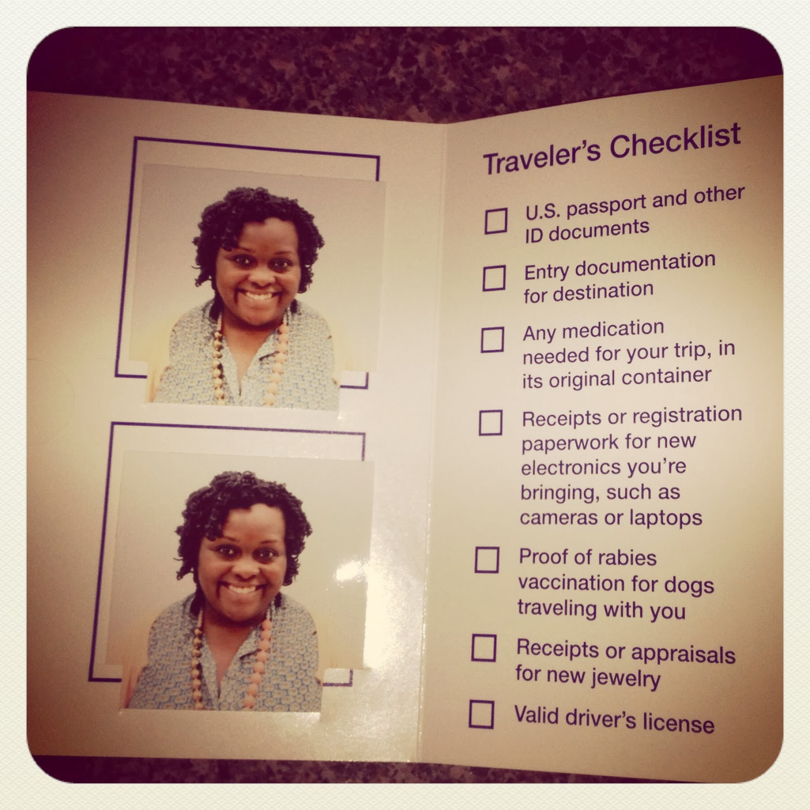 Passport size photo cvs