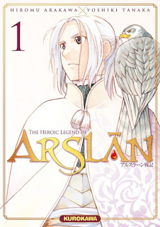 [7BD] The Heroic Legend of Arslân - tome 1
