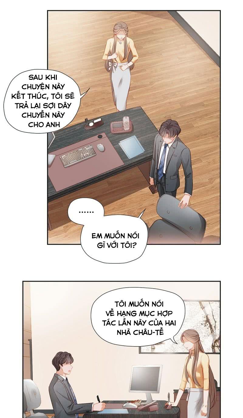 Khi Trá Luyến Nhân chap 13 - Trang 7