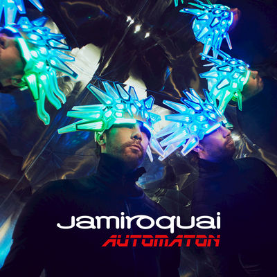 Jamiroquai - Automaton - Album Download, Itunes Cover, Official Cover, Album CD Cover Art, Tracklist