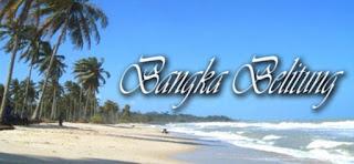 Jasa wisata bangka Belitung
